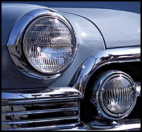 Cadillac Headlight