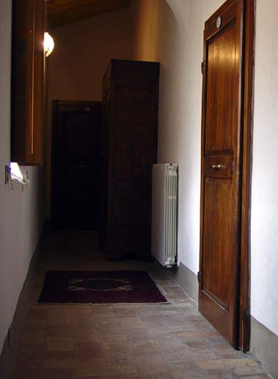 Upstairs Door
