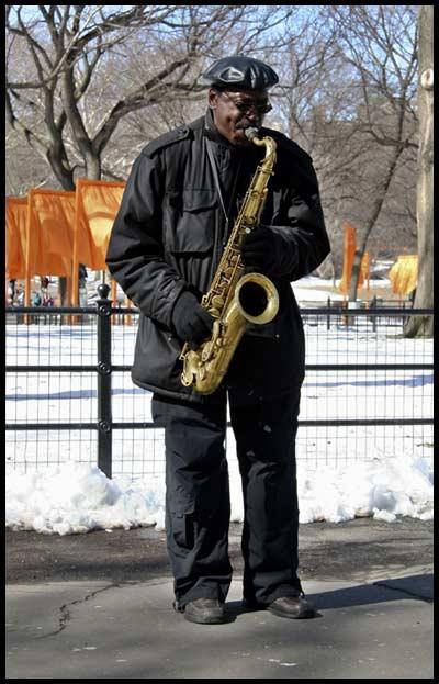 Street Musician