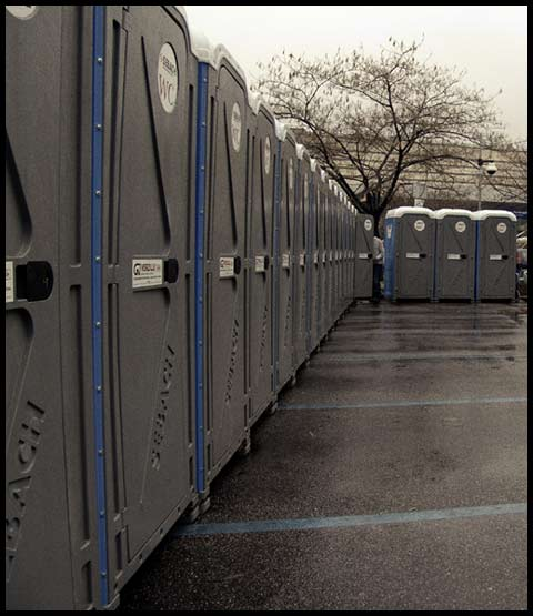 port-o-pottie
